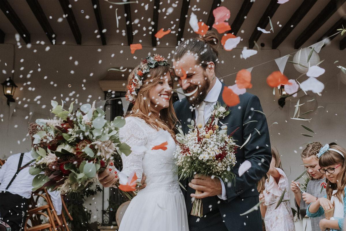 boda vintage Elche